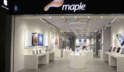 Apple Launches its Largest Outlet in Ra-City Mall