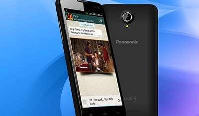 Panasonic eyes 5 per cent share of Indian smartphone market