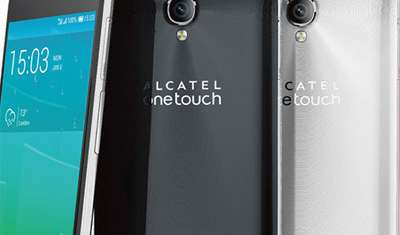 Alcatel One Touch launches new series of smartphones