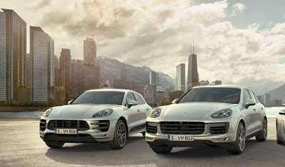 Porsche launches Cayenne Diesel Platinum at Rs 86.5 lakh