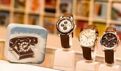 In Pics: Fossil launches its new store in Vashi