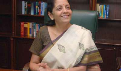 Easing of FDI norms in construction sector underway: Nirmala