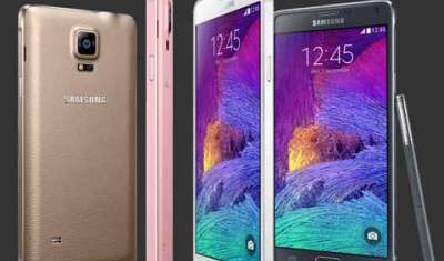 Samsung launches Galaxy Note 4 in India for Rs 58,300