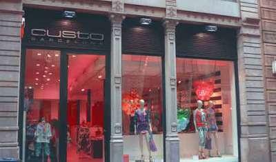 Spanish fashion brand Custo Barcelona enters Indian market