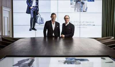 Tommy Hilfiger transforms sales with digital showroom