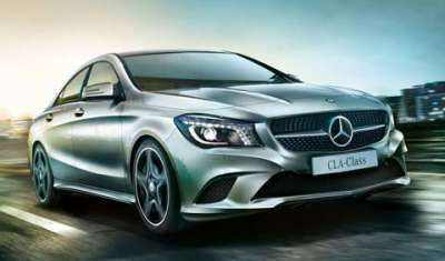 Mercedes launches CLA Class sedan priced at Rs31.5 lakh