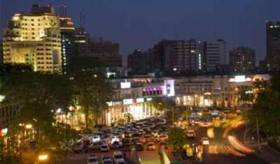 Delhi's Connaught Place is top business district in India