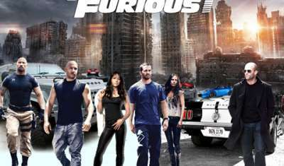 Fast and Furious7 to release in India