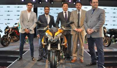 DSK Motowheels launches Benelli superbikes in India