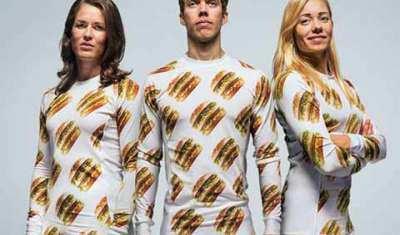 McDonald's goes fashionable, launches fashion line