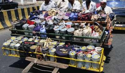 Flipkart ties up with 'Dabbawalas'