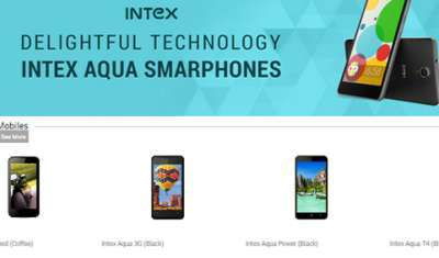 Intex Aqua store unveils a new store on Infibeam