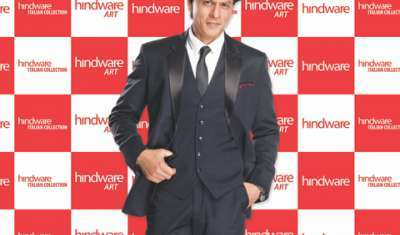 SRK roped in as brand ambassador of hindware