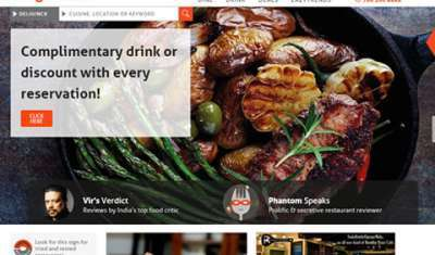 EazyDiner nabs first round funding