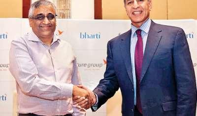 Future Retail to merge with Bharti Retail