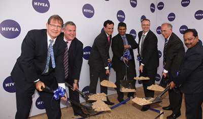 Nivea establishes first facility in India