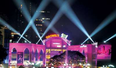 Best shopping malls 2015: Growel's 101 Mall