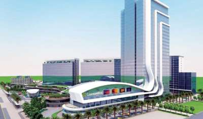 Best shopping malls 2015:Intellicity, Noida