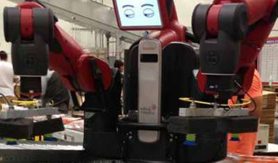 Robots to ease ecomm logistics scenario