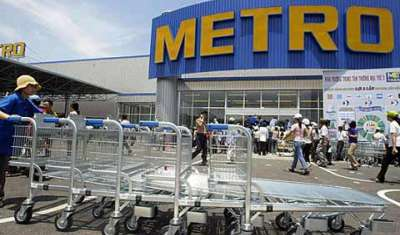 German retailer Metro in talks with Kaufhof