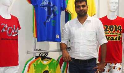 Animesh Maheshwari, Vice President, Riot – Retail Venture of Suditi Industries