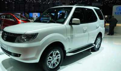 Tata Motors launches new Safari Storme