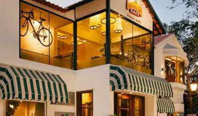 Riding down the memory lane at Ciclo Café
