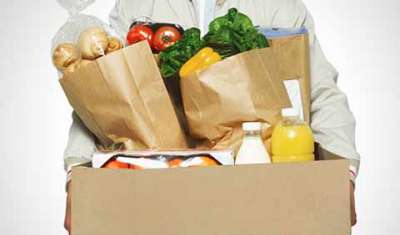 Retail giants ask food co to deliver in time