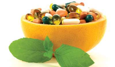 Nutrition merchandise popping up in pharmacies