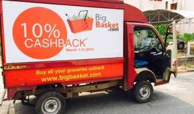 BigBasket raises $50m Bessemer Venture Partners,eyes $1bn value from new investors