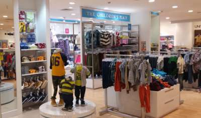 Arvind ties-up with Shoppers Stop for 'The Children's Place'