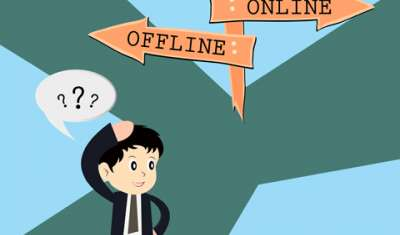 Blurring lines between Online and Offline payments