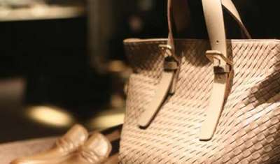 Luxury retail in India