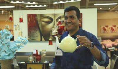 Clay Craft India inks pact with Chef Sanjeev Kapoor