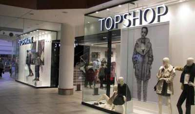 Topshop may come to India