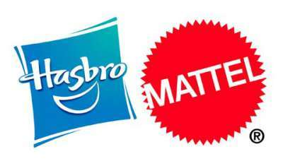 Mattel & Hasbro