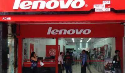 Lenovo targets  India for growth