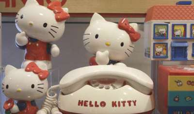 Sanrio names Master Toy licensee