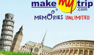 MakeMyTrip's app only sales