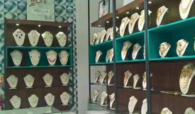 Voylla.com's first Jewellery store in Noida