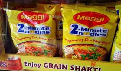 Maggi's back with a bang