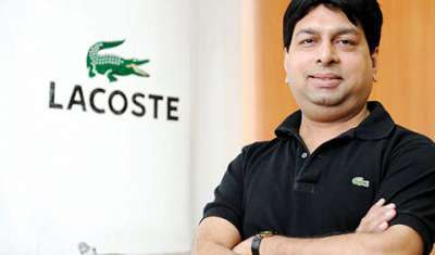Stores are immortal, says Rajesh Jain of Lacoste