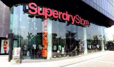 Superdry store in Bangaluru