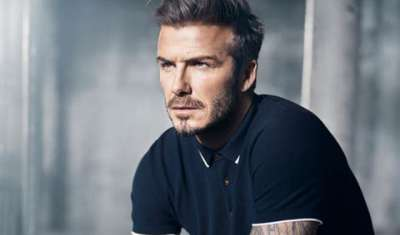 Biotherm Homme and David Beckham