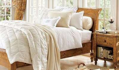 Growing quotient of luxury in the home furnishing segment