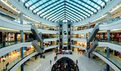 Superlative Support Services Ensure a Mall's Success