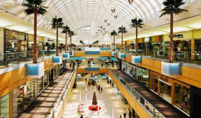 Shopping Malls all set to welcome New Year