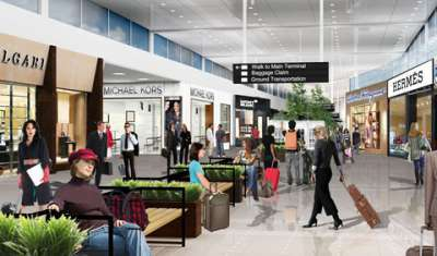 How Airports Are Changing The Retail Senario In India?