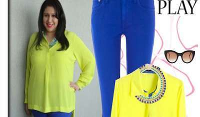 Plus size fashion in demand