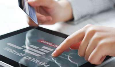 Why do not all internet users trust online transactions?